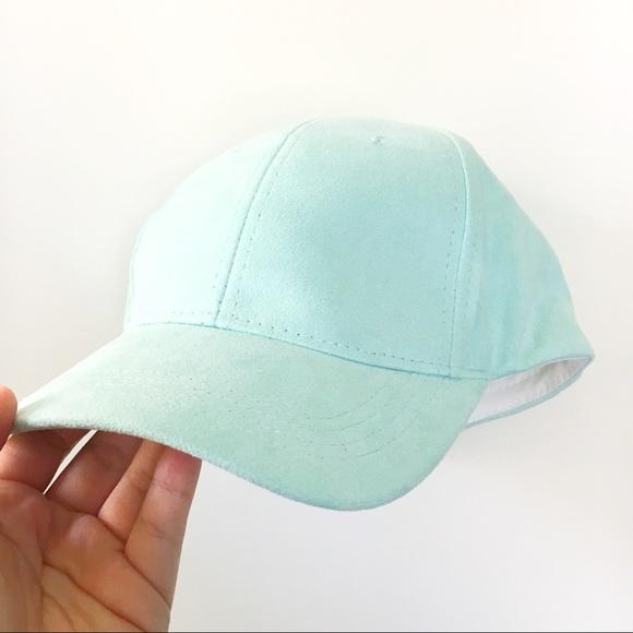 b53a2b00caa9a1 Accessories | Free New Mint Green Baseball Cap Hat | Poshmark